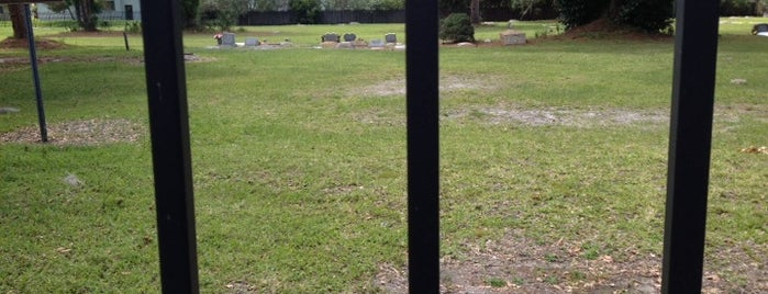 Haunted Cemetary is one of Discover Florida's Space Coast.