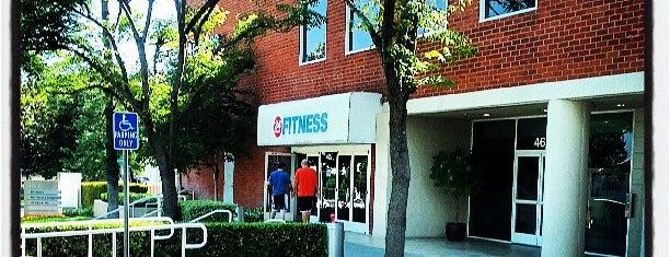 24 Hour Fitness is one of Gespeicherte Orte von Candice.