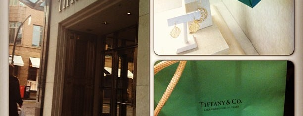 Tiffany & Co. is one of Lieux sauvegardés par Marina.