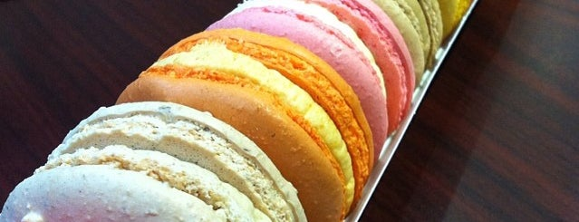Thierry Chocolaterie Patisserie is one of I Love Macarons.