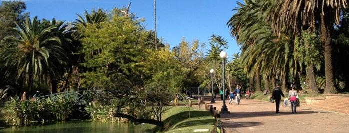 Parque José Enrique Rodó is one of Vuelvo Al Sur.