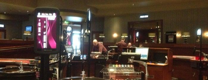 Grosvenor Casino Salford is one of Lieux qui ont plu à Terri.