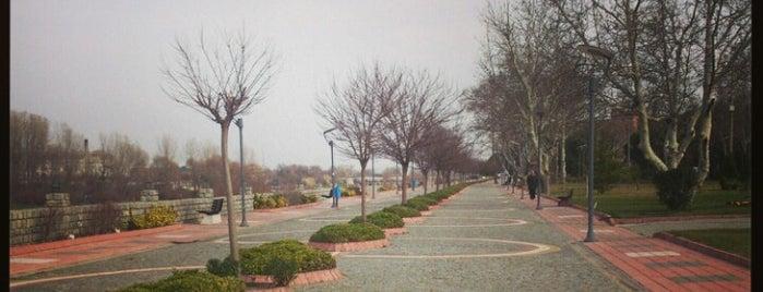 Gönen Parkı is one of Ada : понравившиеся места.