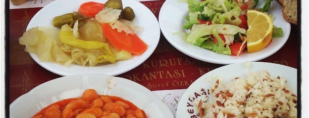 Tarihi Kurufasülyeci Beydağı Lokantası is one of yemek.