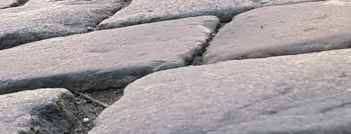 Исторические фрагменты брусчатки на Баррикадной is one of Ksu'nun Kaydettiği Mekanlar.