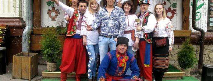 Корчма Тарас Бульба is one of еда юао.