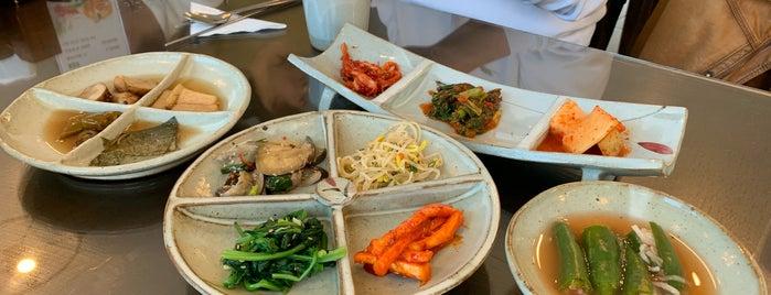 Cozy House is one of Korean food.