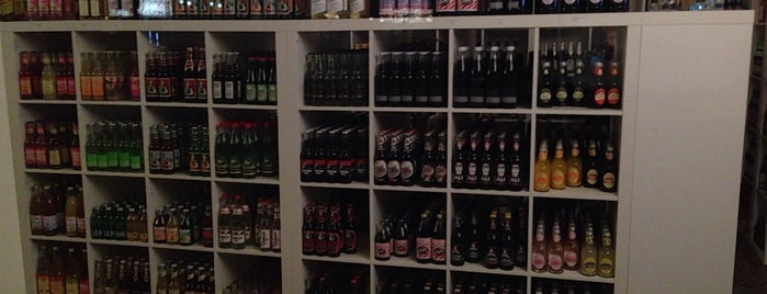 Getränkefeinkost is one of Berliner Bier.