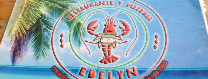 Restaurante Edelyn is one of Posti salvati di Yesica.