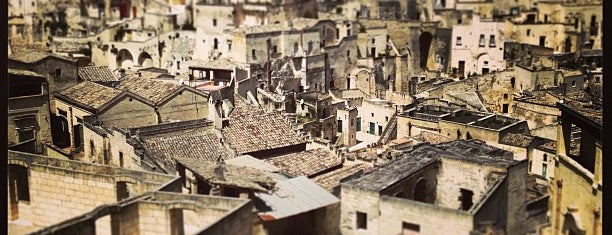 Matera is one of italy.