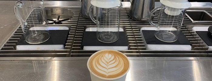Blue Bottle Coffee is one of To do in LA.