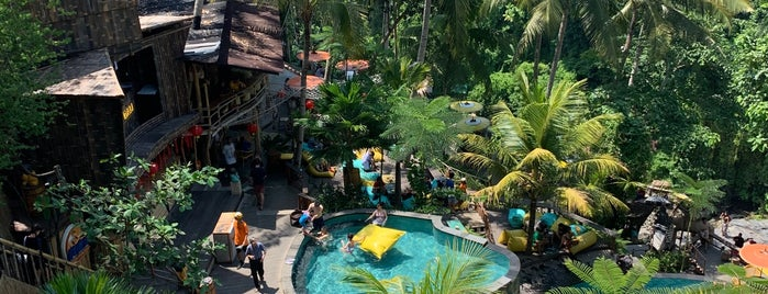 D'tukad River Club Bali is one of Bali.
