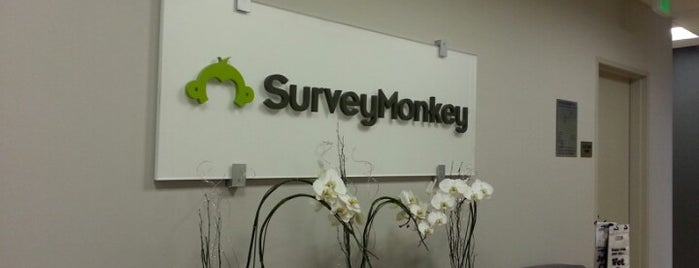 SurveyMonkey HQ is one of Silicon Valley Companies.