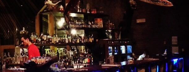 Aquí está Coco Restaurante is one of Chile.