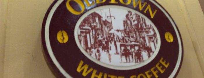 OldTown White Coffee is one of MAC 님이 좋아한 장소.