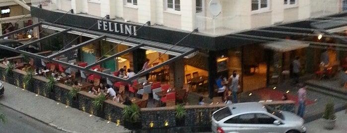 Fellini is one of İzmir.