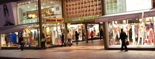 Galería Paseo Peatonal Ángel Garcia is one of Rosario.