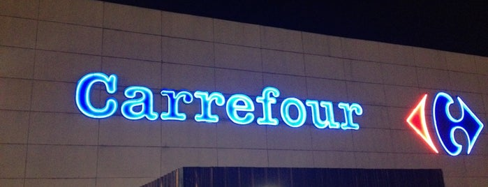 Carrefour is one of TURISMO.