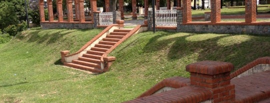 Plaza Santos Dumont is one of Rosario.