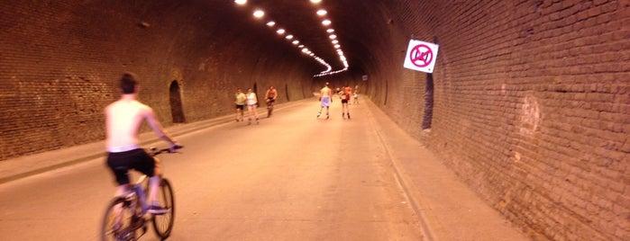 Tunel Arturo Illia is one of Rosario.