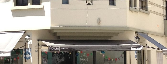 Idilio Pan + Café is one of Break, coffee break Rosario.