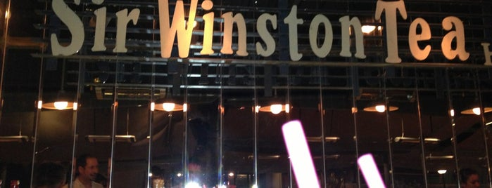 Sir Winston Tea House is one of Mekanlar (Denizli - İstanbul).