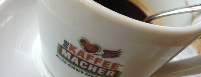Die Kaffeemacher is one of Alinaさんの保存済みスポット.
