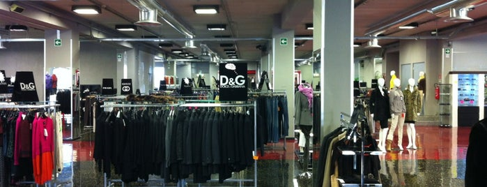 Voice Fashion Outlet is one of Rome.