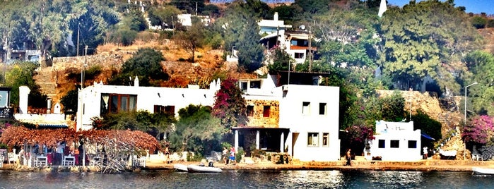 Gümüşlük Sahili is one of Bodrum.