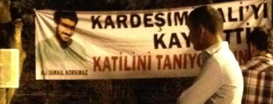 Maltepe Sahil Çocuk Parkı is one of Marmara.