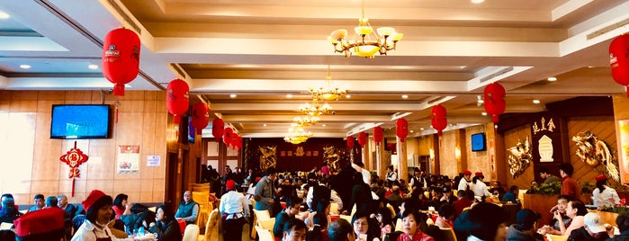 Golden Imperial Palace is one of Tempat yang Disukai Jason.