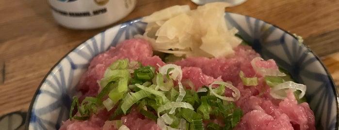 Daigo Sushi Roll Bar is one of NYC Longlist.