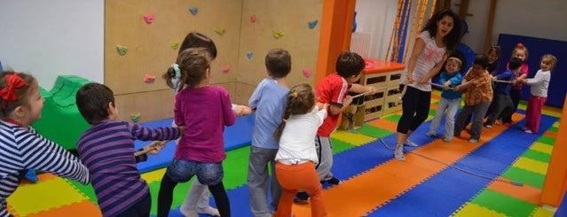 Muzipo Kids Kozyatağı is one of Çocuklu gezmeler.