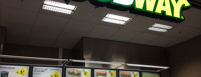 Subway is one of Matkus Shopping Center.