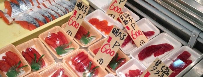 浦安魚市場 is one of Find My Tokyo.