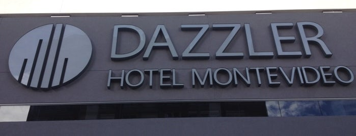 Dazzler Montevideo is one of Hoteles Montevideo.