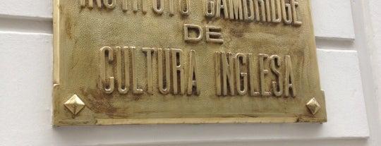 Instituto Cambridge is one of Lugares favoritos de Alexis.