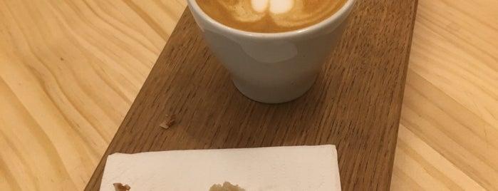 Espresso Mafia is one of Lugares guardados de Oriol.