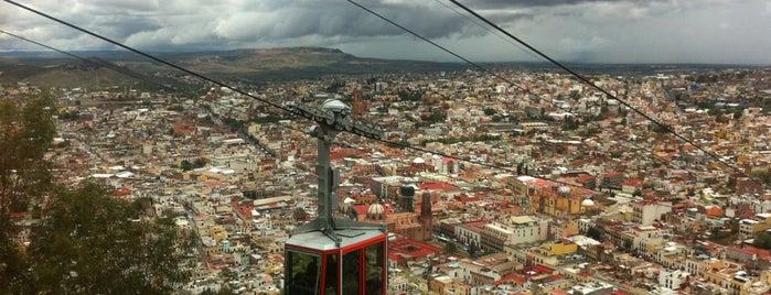 Teleférico Estación La Bufa is one of Mexico/Zacatecas.