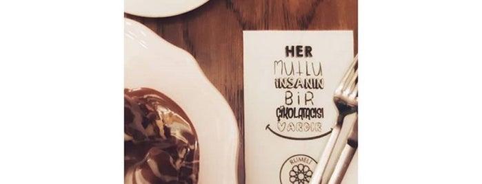 Rumeli Çikolatacısı is one of Görülmesi Gereken Yerler.