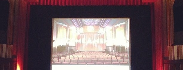 Coolidge Corner Theatre is one of BOS.