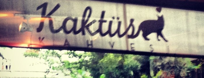 Kaktüs Kahvesi is one of My favourites for Cafes & Restaurants.