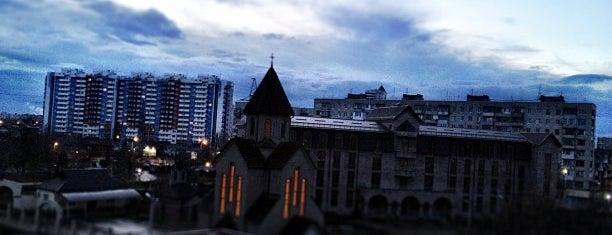Фестивальный микрорайон is one of สถานที่ที่ Георгий ถูกใจ.