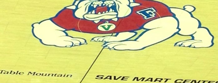 Save Mart Center is one of Sporting Venues....