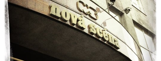 Nová scéna is one of Divadlá / Theaters in Slovakia.