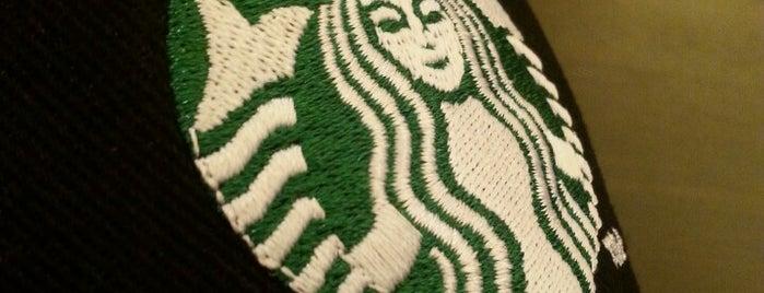 Starbucks is one of Conhecer Ribeirão.