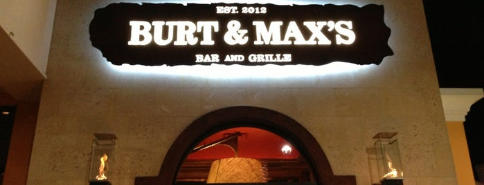 Burt & Max's Bar & Grille is one of My Boca Spots.
