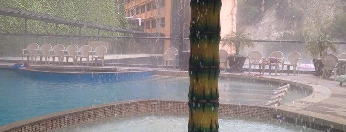alberca privada hotel chignahupan is one of สถานที่ที่ Paola Gabriela ถูกใจ.