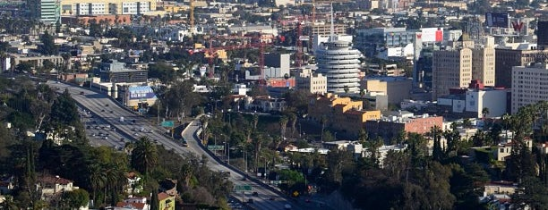 Hollywood Bowl Overlook is one of California - The Golden State (Southern).