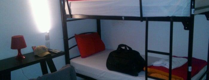 Hostel Suites is one of Hostales.
